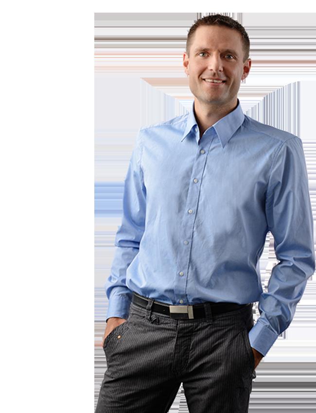 Achim Schneider, Geschäftsführer des ROTABENE! Medienhaus
