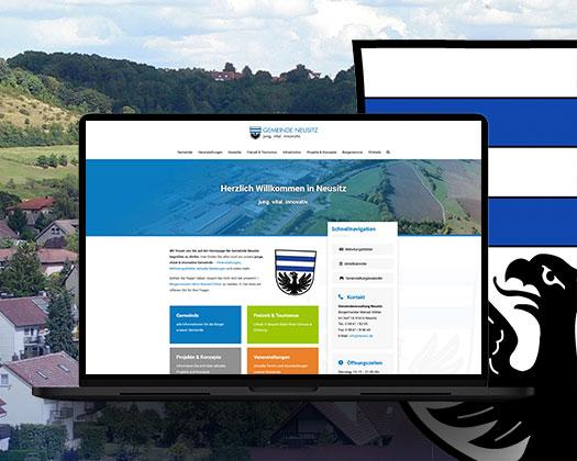 Relaunch der Gemeinde Neusitz